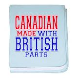 Canadian british Blanket