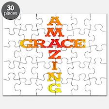 Amazing Grace cross Puzzle