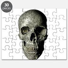 Gray Skull Puzzle