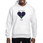 Heart - Clerke of Ulva Hooded Sweatshirt