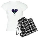 Heart - Clerke of Ulva Women's Light Pajamas