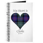 Heart - Clerke of Ulva Journal