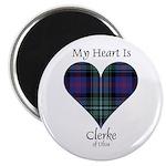 Heart - Clerke of Ulva Magnet