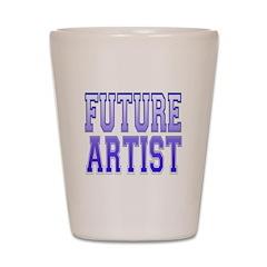 Future Artist Shot Glass