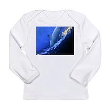 Shark! Long Sleeve Infant T-Shirt