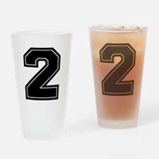 2 Drinking Glass