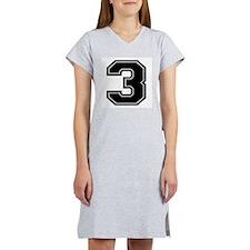 3 Women's Nightshirt