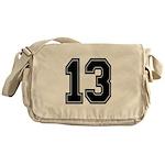 13 Messenger Bag