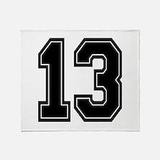 13 Throw Blanket