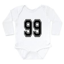 99 Long Sleeve Infant Bodysuit