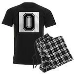 O Men's Dark Pajamas