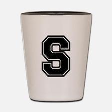 S Shot Glass