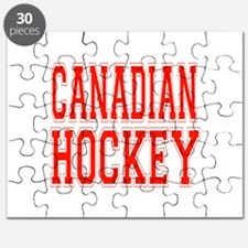 Canadian Hockey Puzzle