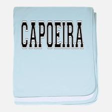 Capoeira baby blanket