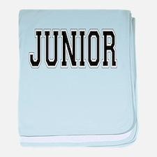 Junior baby blanket