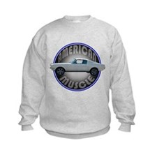 Ford Mustang American Muscle Sweatshirt