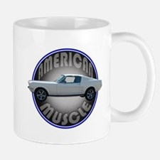 Ford Mustang American Muscle Mug
