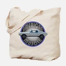 Ford Mustang American Muscle Tote Bag
