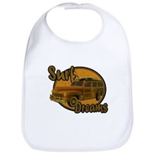 Surf Dreams Woodie Wagon Bib