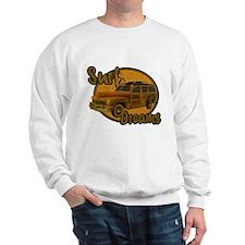 Surf Dreams Woodie Wagon Sweatshirt