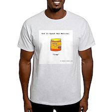 Lesson 3 Ash Grey T-Shirt