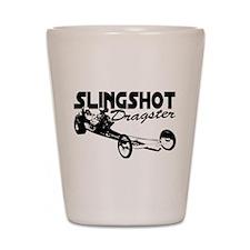 slingshot dragster Shot Glass