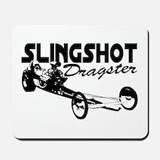 slingshot dragster Mousepad