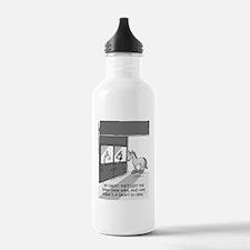 Near Side: A Draft in Here Water Bottle