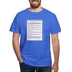 The Covenant on Dark T-Shirt