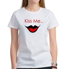 Kiss me...I'm The Bride T-Shirt