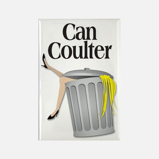 Can Coulter Rectangle Magnet