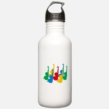 Synchronized Swimming Water Bottle