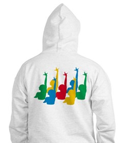 Synchronized Swimming Hoodie