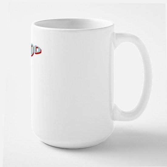 Nachooooo Large Mug