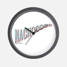 Nachooooo Wall Clock