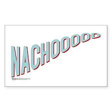 Nachooooo Decal
