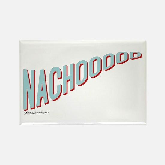 Nachooooo Rectangle Magnet