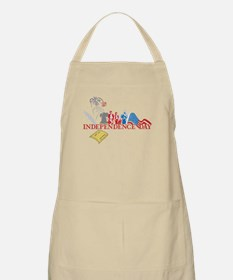 4th of July BBQ Apron