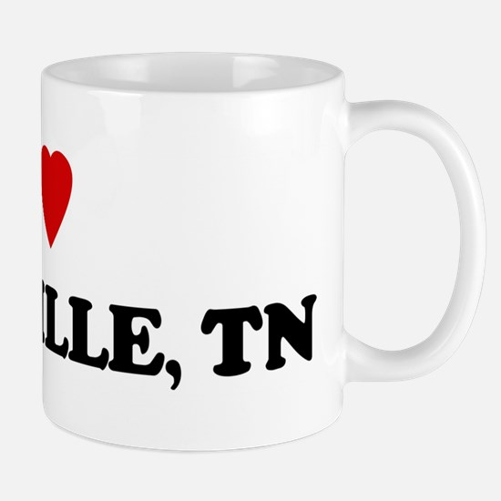 I Love Knoxville Mug