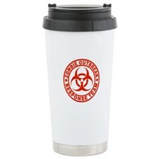 Zombie Outbreak Response Team Travel Mug