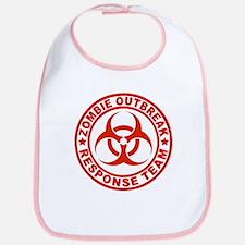 Zombie Outbreak Response Team Bib