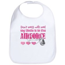 Don't Mess with Me (Air Force Bib