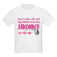 Don't Mess with Me (Air Force T-Shirt