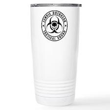 Zombie Outbreak Technical Squad Travel Mug