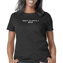 #Girlfriend Women's V-Neck T-Shirt