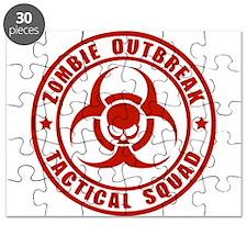 Zombie Outbreak Technical Squad Puzzle