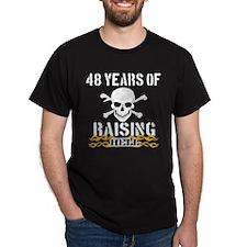 48 Years of Raising Hell T-Shirt