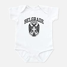 Belgrade Serbia Infant Bodysuit