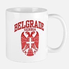 Belgrade Serbia Mug
