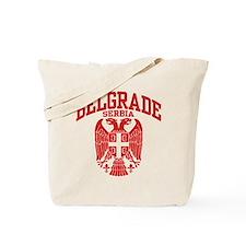 Belgrade Serbia Tote Bag